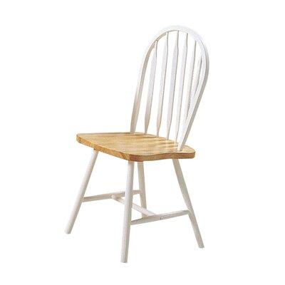 Ophelia Kobbe Wood Side Dining Chair