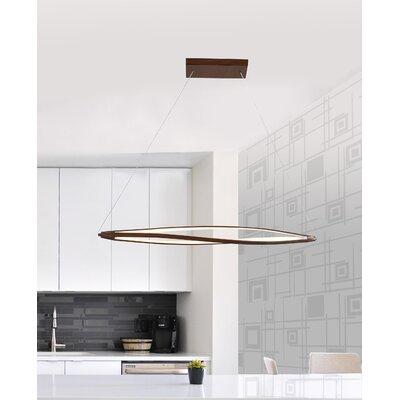 Contempo Lattice Light Led Pendant Product Picture