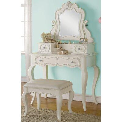 Harriet Bee Conco Vanity Set