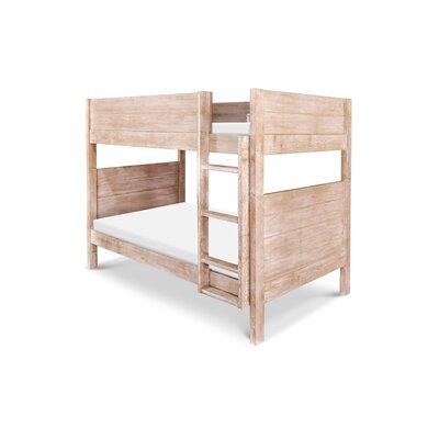 Davinci Twin Bunk Bed Bed Frame Rustic Pine