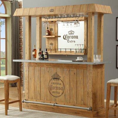 Eci Canopy Bar Wine Storage