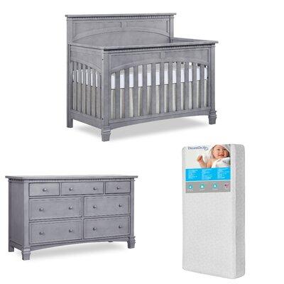 Evolur Santa Fe Convertible Crib Set Mattress