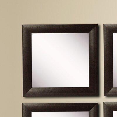 Charlton Wide Rustic Accent Mirror Photo