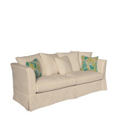 Canora Grey Patio Sofa Cushions Upholstery White