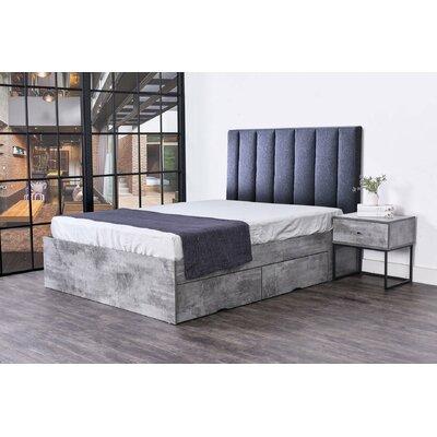 Ivy Bronx Storage Panel Bed