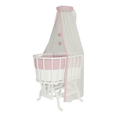 Harriet Bee Lovely Baby Cradle