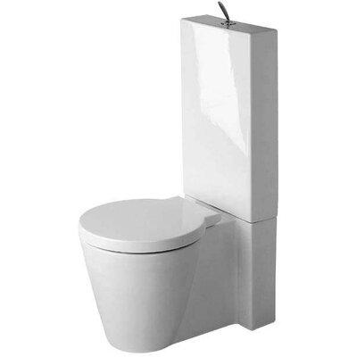 Duravit Dual Flush Toilet Bowl