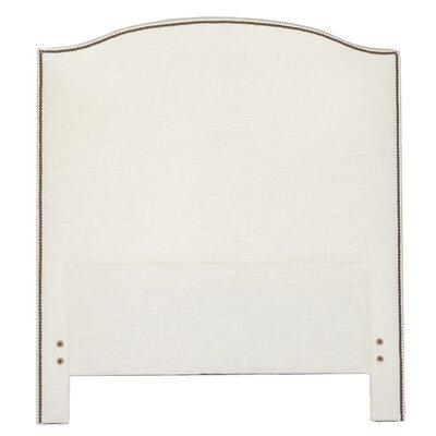 Gabby Upholstered Panel Headboard Twin Zulu Vanilla