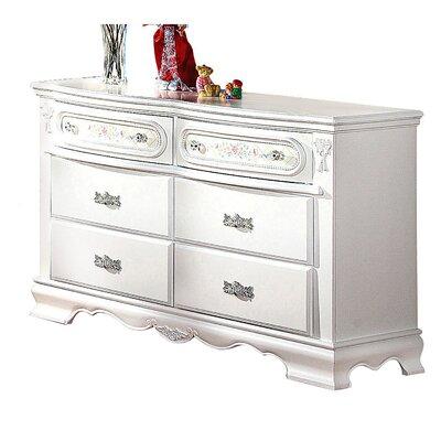 House Of Hampton Wooden Drawer Standard Dresser House