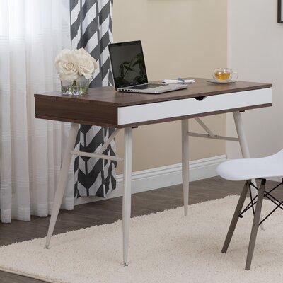 Calico Designs Writing Desk Top Chestnut