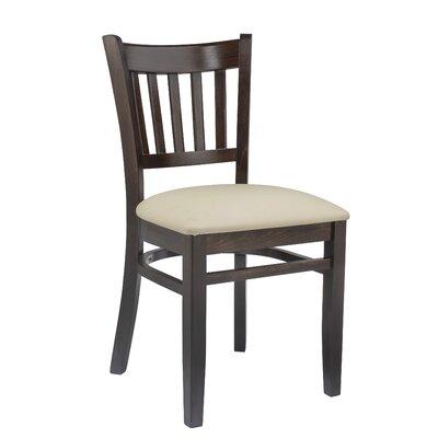 Benkel Seating Solid Beech Wood Chair Walnut