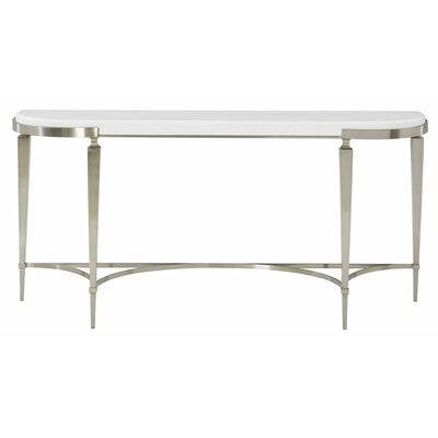 Bernhardt Demilune Console Table