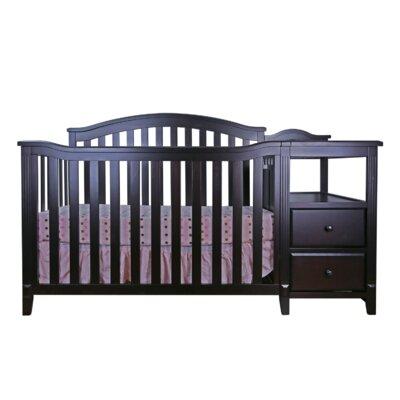 Harriet Bee Van Convertible Crib Changer