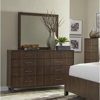 Wrought Studio Drawer Double Dresser