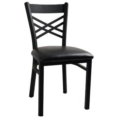 H D Restaurant Supply Back Upholstered Dining Chair Set Restaurant Supply Inc