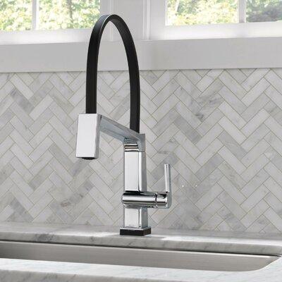 Delta Pivotal Touch Single Handle Kitchen Faucet Touch