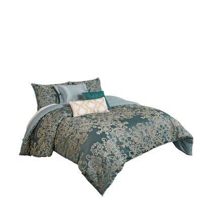 Beautyrest Reversible Comforter Set Queen