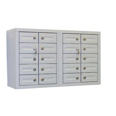 Symple Stuff Locking Storage Cabinet