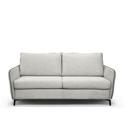 Latitude Run Sofa Bed Upholstery Light Gray