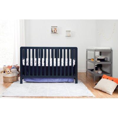 Carters Convertible Crib Navy Blue
