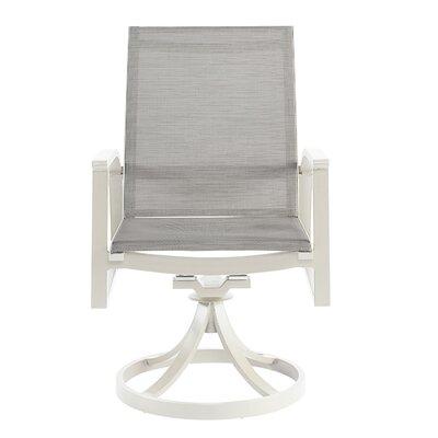 Highland Dunes Swivel Patio Dining Chair