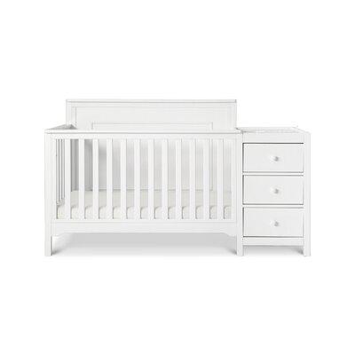 Carters Convertible Crib Changer White