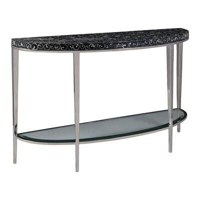 Artistica Designs Mariana Demilune Console Table