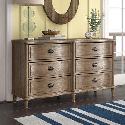 Birch Lane Heritage Drawer Double Dresser Studio
