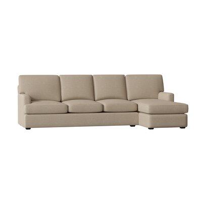Allmodern Custom Upholstery Sectional Upholstery Upholstery Devon Mouse Sectional