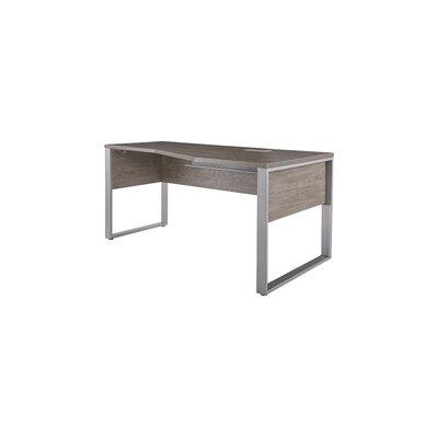 Ebern Designs Office Suite Configurable Office Set Gray Orientation