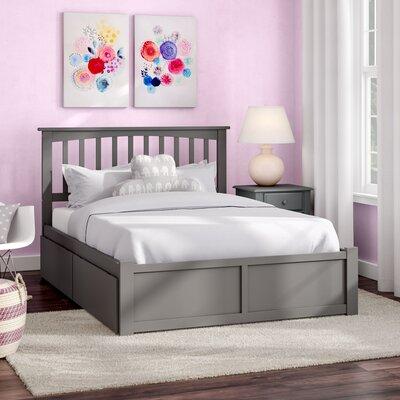 Viv Rae Full Platform Bed Drawers Viv Rae