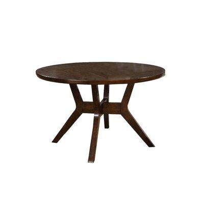 Wrought Studio Modern Dining Table Walnut