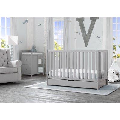 Delta Children Convertible Crib Changer