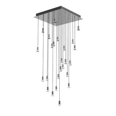 Blackjack Lighting Cluster Pendant