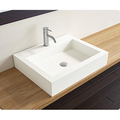 Badeloft Rectangular Bathroom Sink Product Photo
