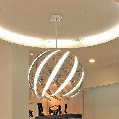 Blackjack Lighting Light Globe Pendant