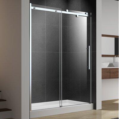 Aqualife Single Sliding Framed Shower Door Image