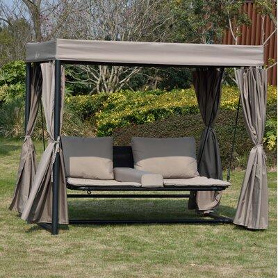 Red Barrel Studio Ashton Reclining Chaise Lounge Cushion