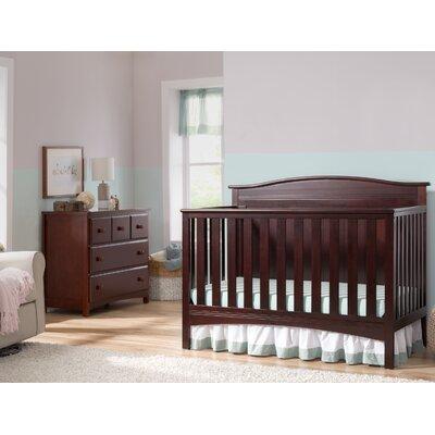 Delta Children Bennett Convertible Crib Set