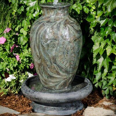 Bond Urn Fountain Led Light Brielle Fountains