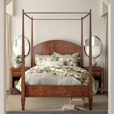 Birch Lane Heritage Canopy Bed Queen