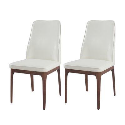 Wrought Studio Coker Upholstered Dining Chair