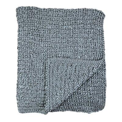 Ann Gish Knitted Silk Throw