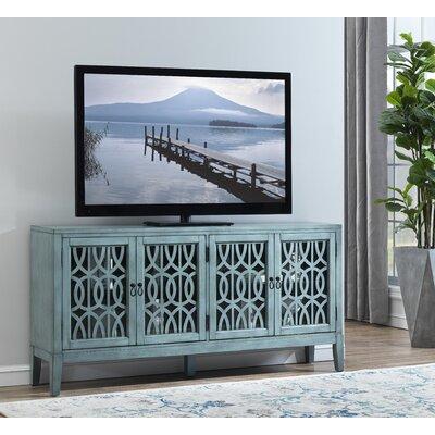 Bungalow Rose Tv Stand Tvs Blue