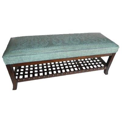 Astoria Grand Hardwood Bench