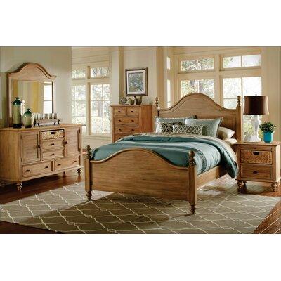 August Grove Panel Bedroom Set