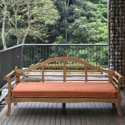 Birch Lane Heritage Teak Patio Sofa Cushions