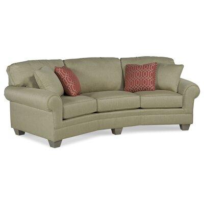 Fairfield Chair Corner Sofa Upholstery Pewter Leg Hazelnut