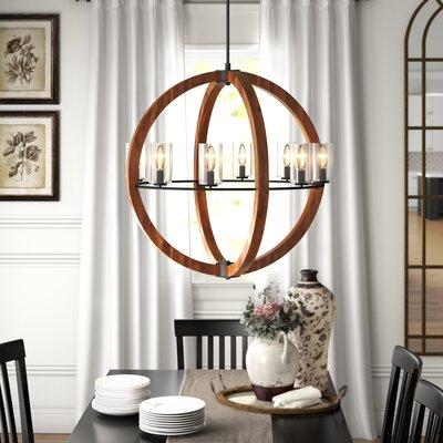 Birch Lane Heritage Brooklyn Light Globe Chandelier