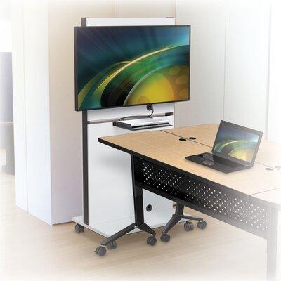 Mooreco Media Mobile Flat Panel Tv Cart Photo